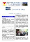thumbnail of Murmures janvier 2019