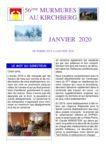 thumbnail of Murmures janvier 2020