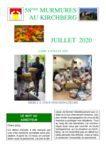 thumbnail of Murmures juillet 2020