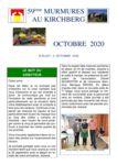 thumbnail of Murmures 2020-10