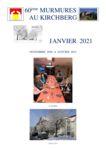thumbnail of Murmures janvier 2021
