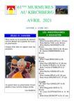 thumbnail of Murmures avril 2021