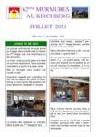 thumbnail of Murmures juillet 2021